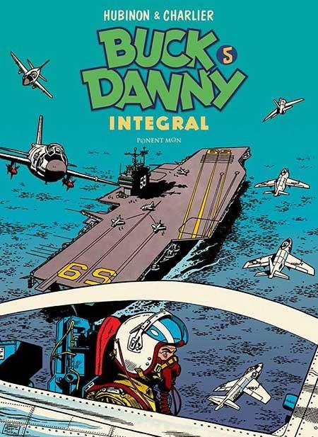 Buck Danny integral 5: portada