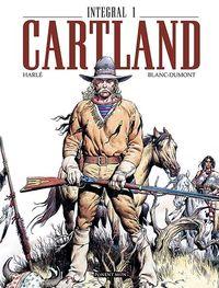Jonathan Cartland integral 1: portada