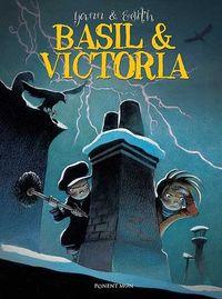 Basil & Victoria: portada