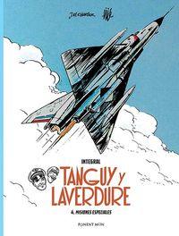 Tanguy y Laverdure integral 4: portada