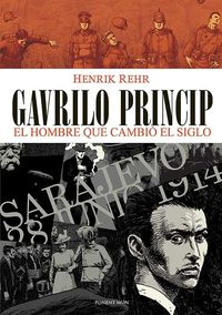 Gavrilo  Princip: portada