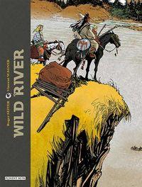 Wild River: portada
