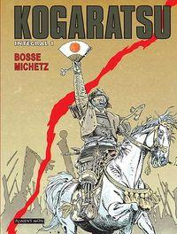 Kogaratsu integral 1: portada