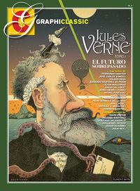 Jules Verne tomo 1: portada