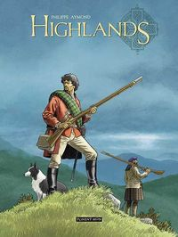 Highlands integral: portada
