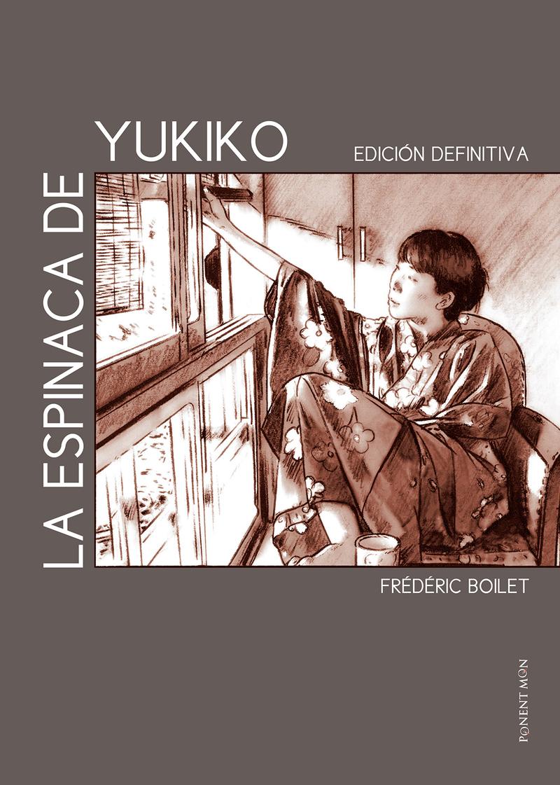 La espinaca de Yukiko - edición definitiva: portada