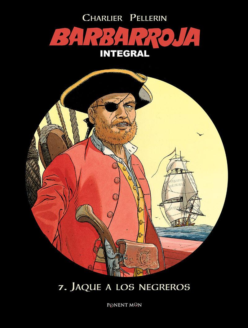 Barbarroja integral 7: portada