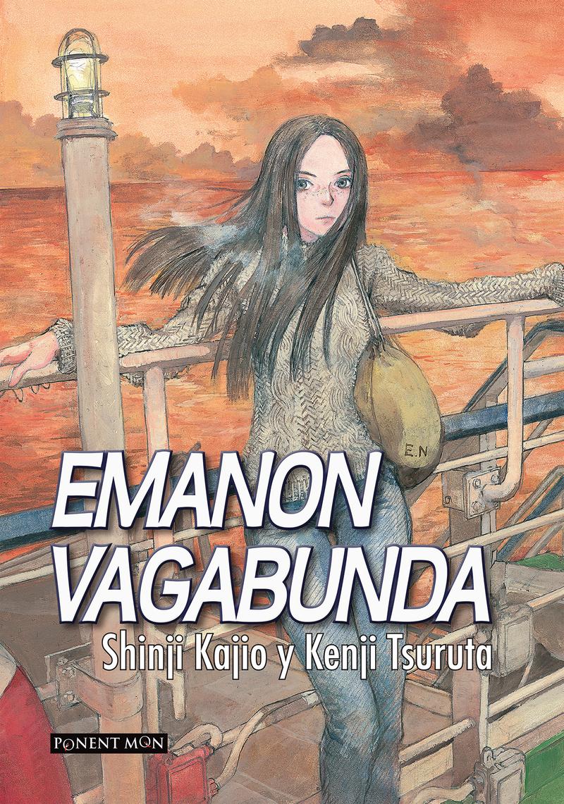 Emanon vagabunda: portada