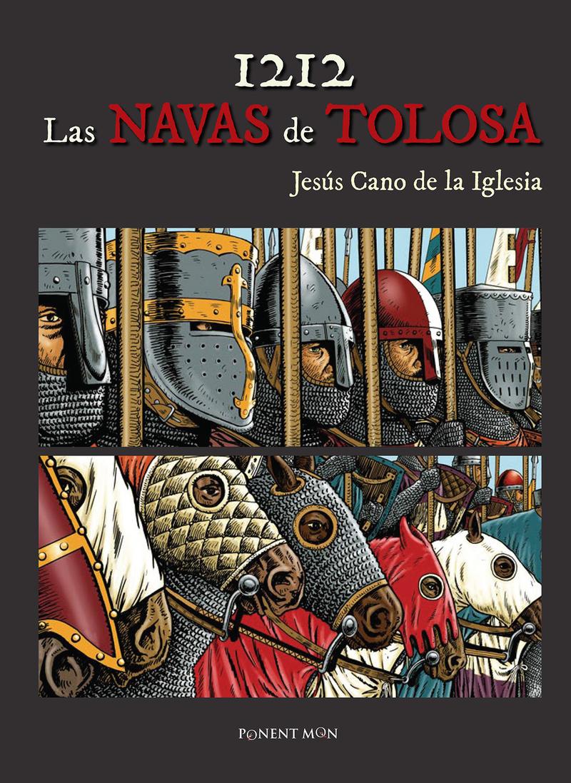 1212 Las navas de tolosa: portada
