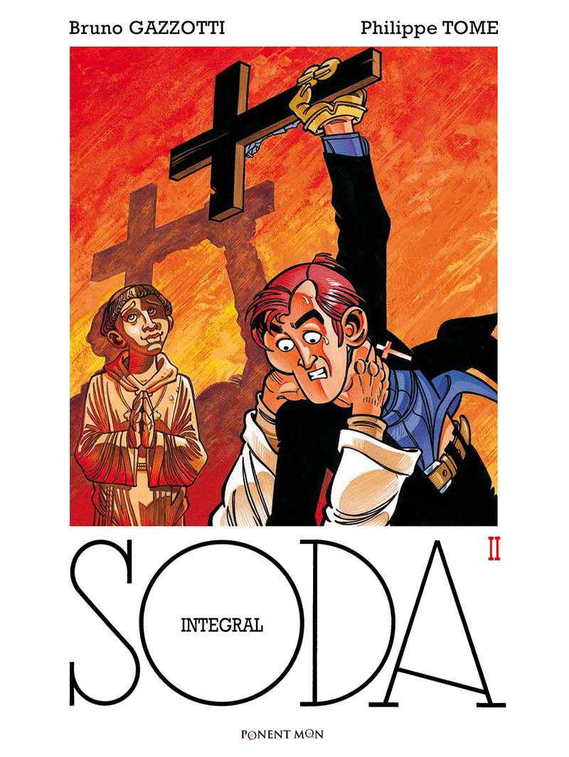 Soda integral 2: portada