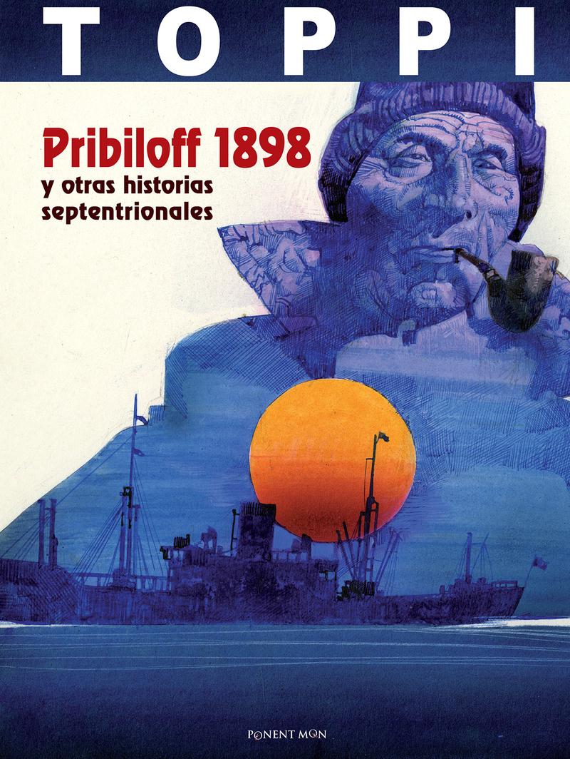Pribiloff 1898 y otras historias septentrionales: portada