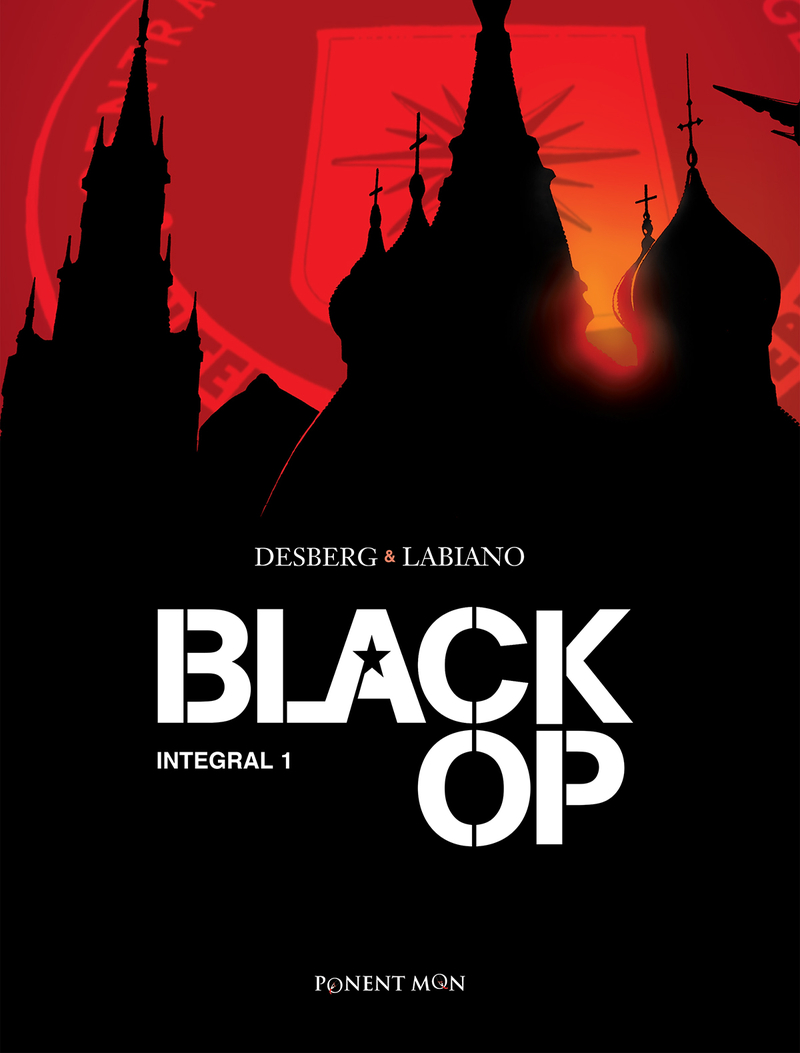 Black OP integral 1: portada