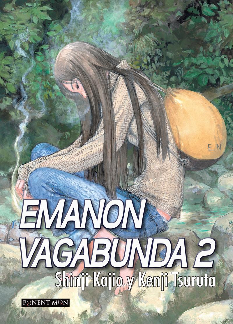 Emanon vagabunda II: portada