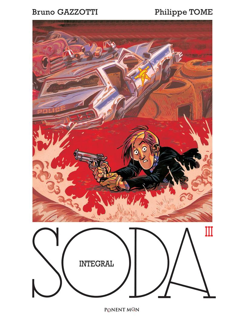 Soda integral 3: portada