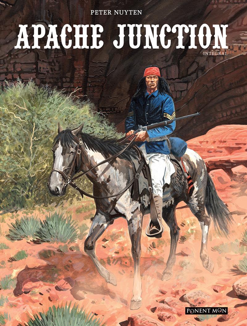 Apache Junction integral: portada