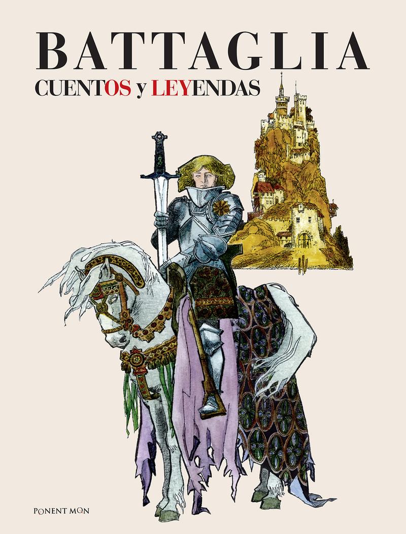 Cuentos y leyendas. Battaglia: portada