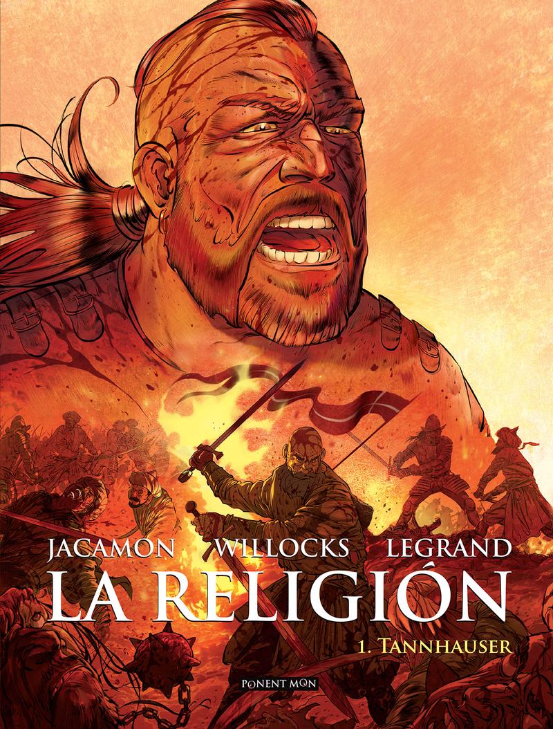 La religión: portada