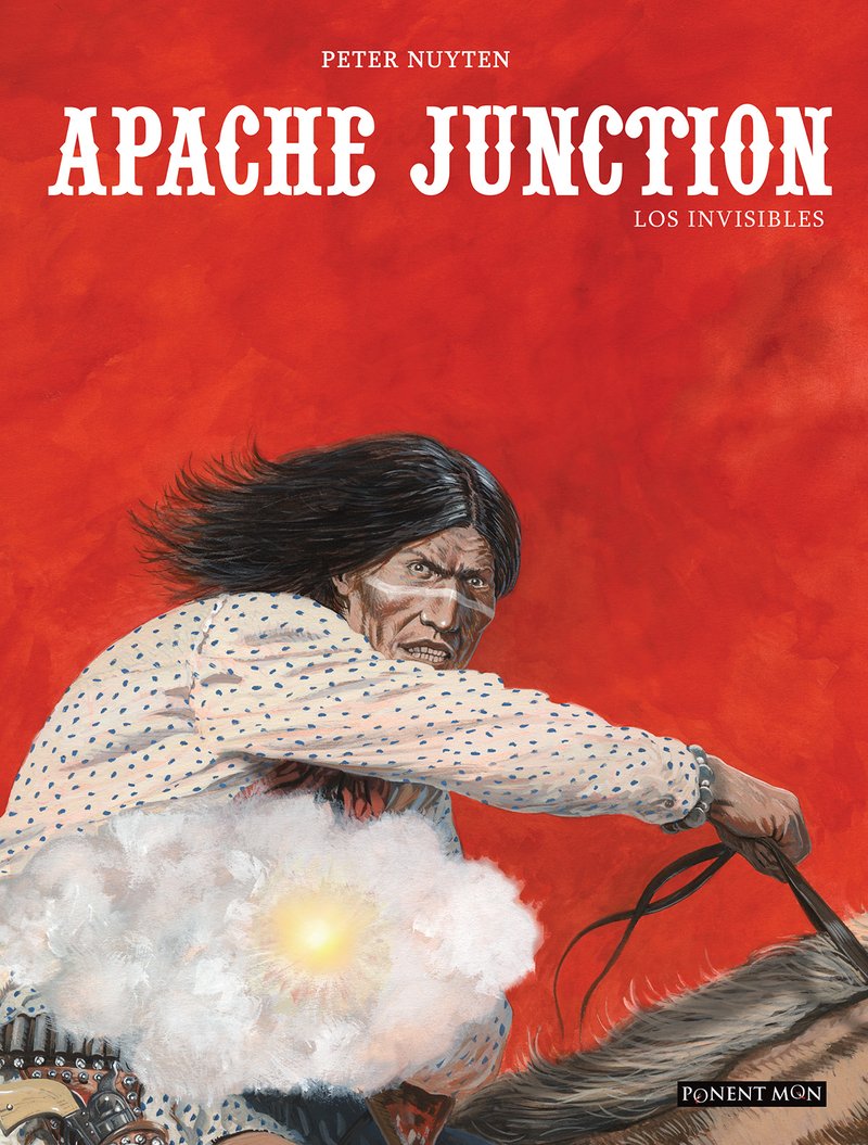 Apache Junction: portada