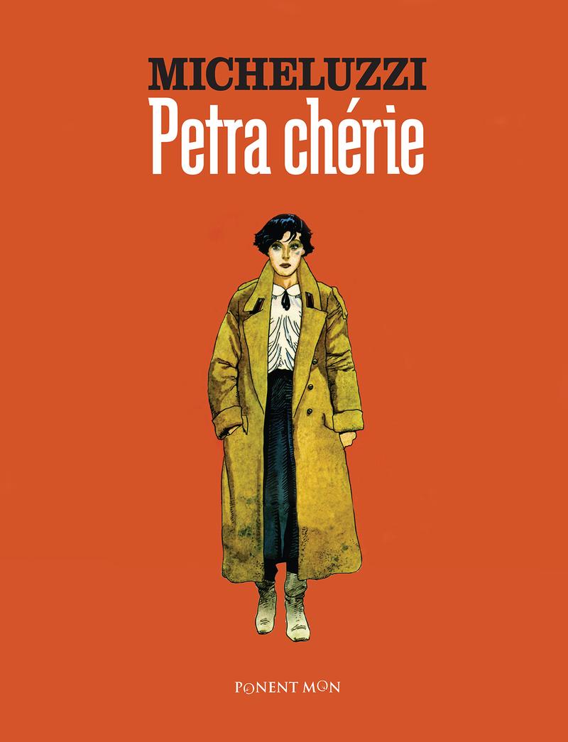 Petra Chérie: portada