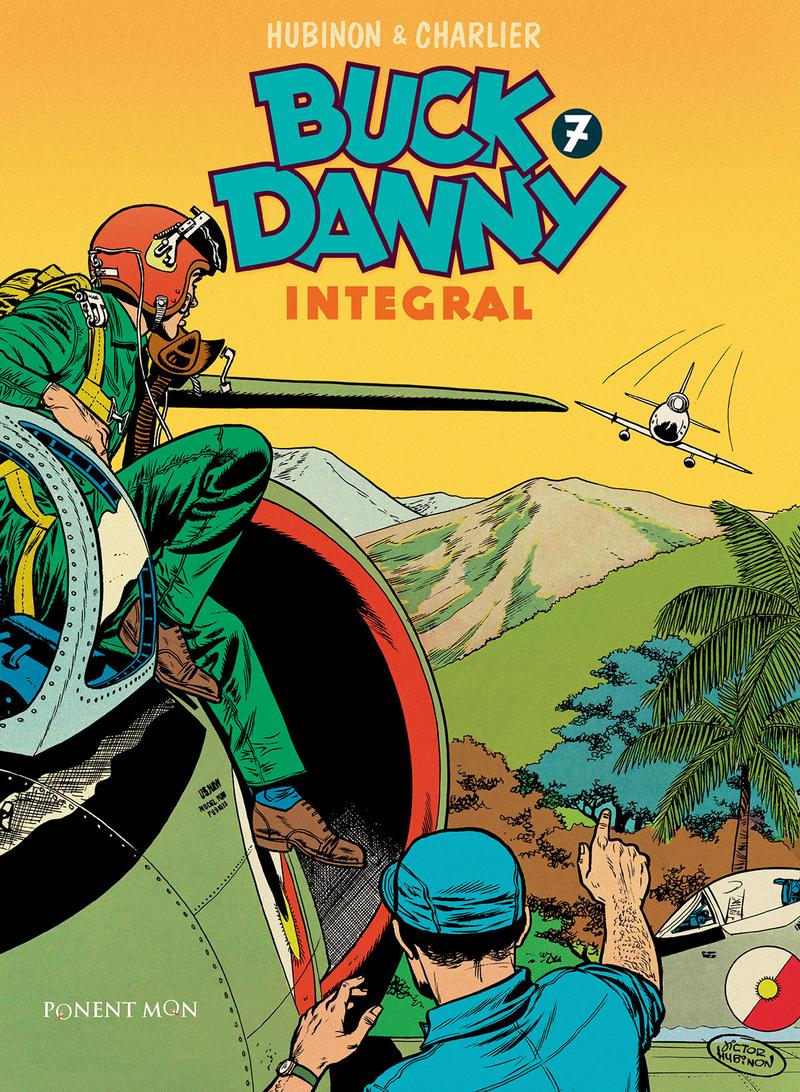 BUCK DANNY INTEGRAL 7: portada
