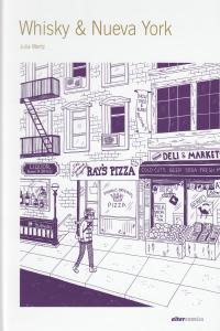Whisky & Nueva York: portada