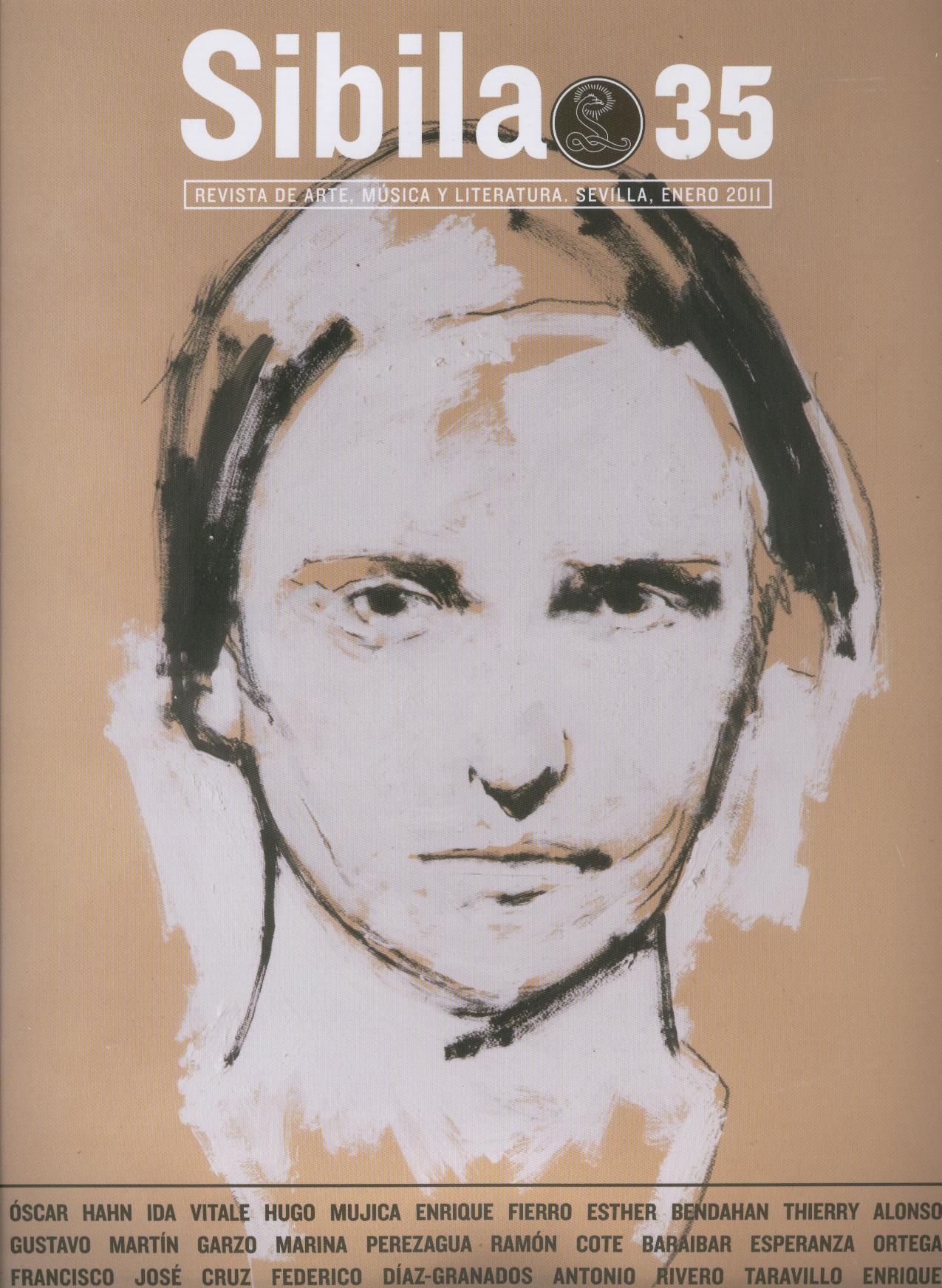 REVISTA SIBILA Nº35 ENERO 2011: portada