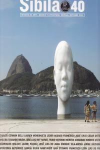 REVISTA SIBILA Nº 40 OCTUBRE 2012: portada