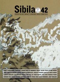 REVISTA SIBILA Nº 42 ENERO 2014: portada