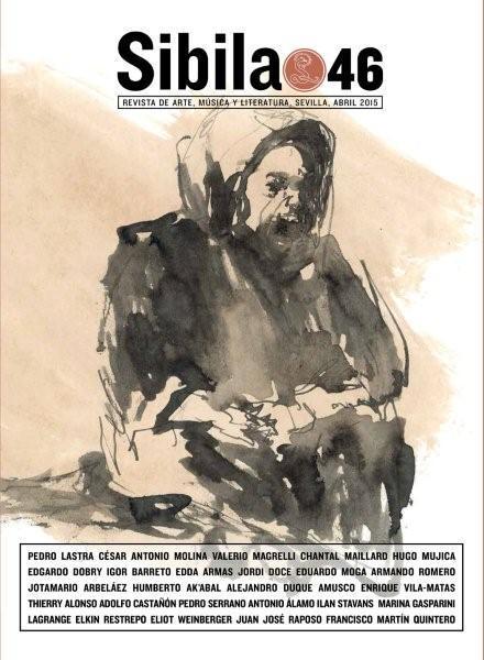 SIBILA 43 ABRIL 2014: portada