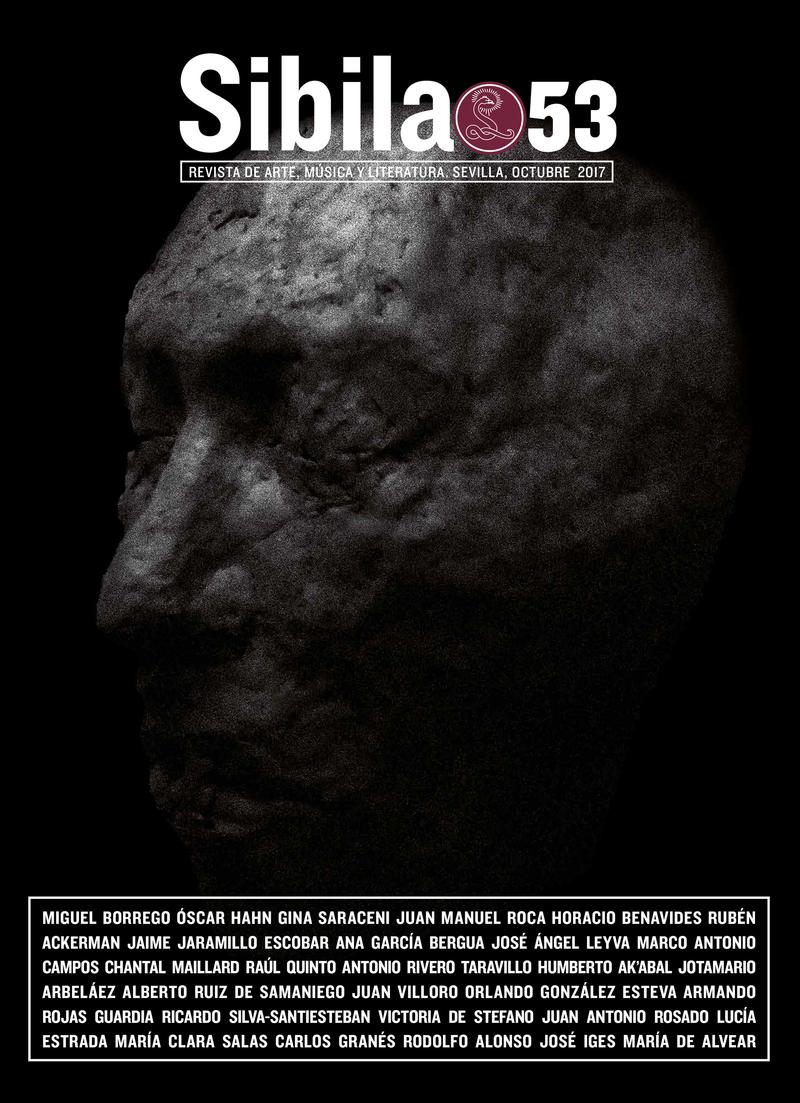 REVISTA SIBILA 53: portada
