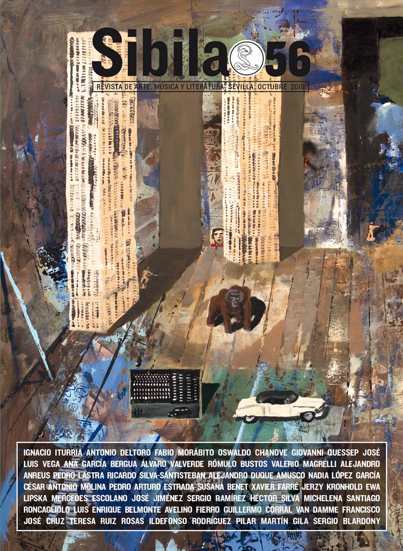 REVISTA SIBILA 56: portada