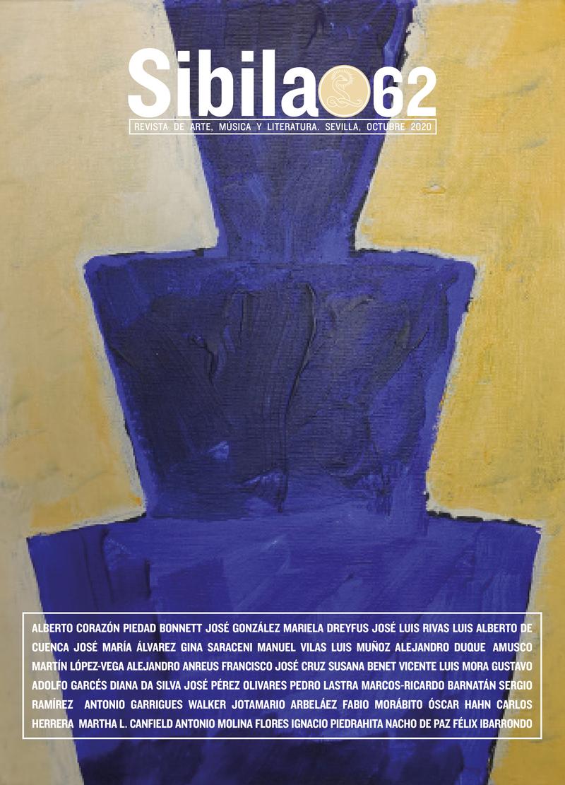 REVISTA SIBILA 62: portada