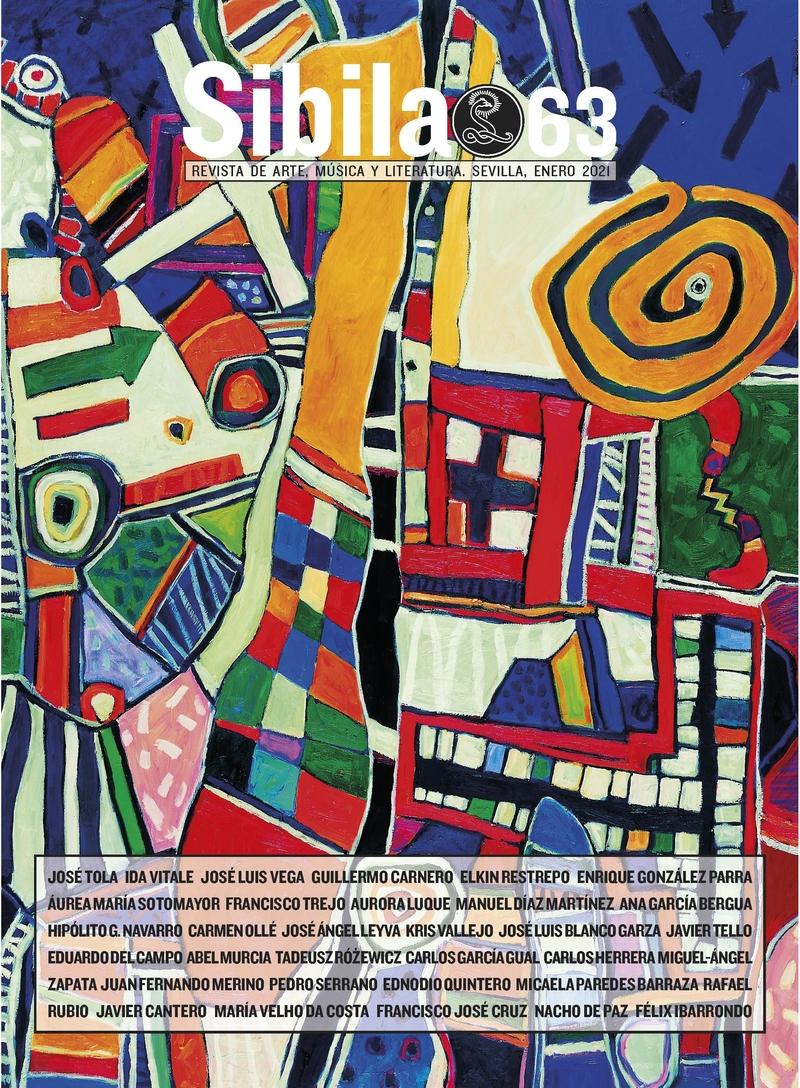 REVISTA SIBILA 63: portada