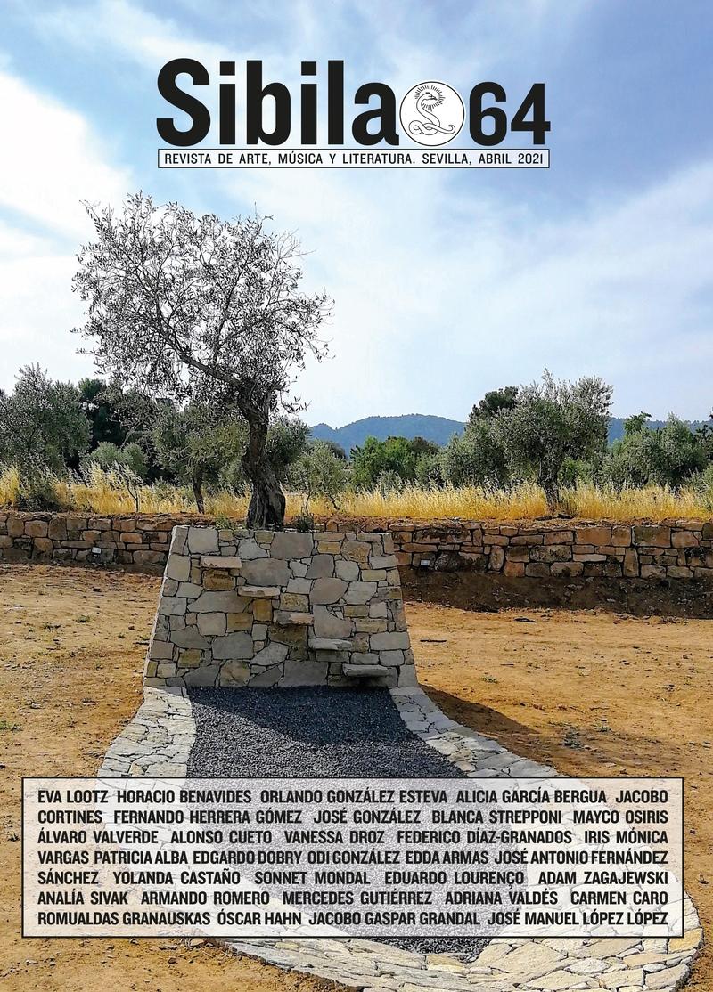 REVISTA SIBILA 64: portada