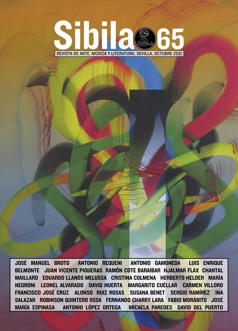 REVISTA SIBILA 65: portada