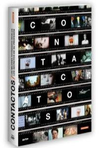 CONTACTOS DVD: portada
