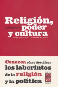 RELIGION PODER Y CULTURA: portada
