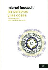 PALABRAS Y LAS COSAS, LAS: portada