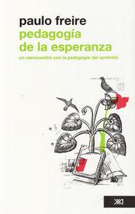 PEDAGOGIA DE LA ESPERANZA NE: portada