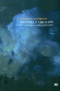 HISTORIA Y CREACIÓN: portada