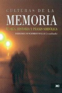 CULTURAS DE LA MEMORIA: portada