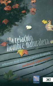 LA RELACIÓN HOMBRE-NATURALEZA: portada
