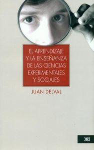 EL APRENDIZAJE Y LA ENSEÑANZA DE LAS CIENCIAS SOCIALES Y EXP: portada