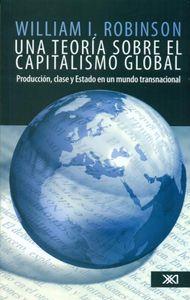 UNA TEORÍA SOBRE EL CAPITALISMO GLOBAL: portada