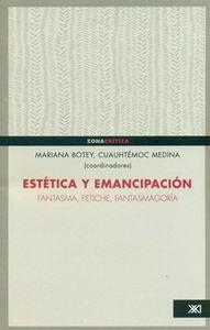 ESTÉTICA Y EMANCIPACIÓN: portada