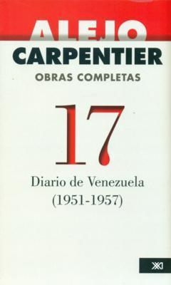 DIARIO DE VENEZUELA (1951-1957). OBRAS COMPLETAS: portada
