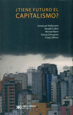 TIENE FUTURO EL CAPITALISMO?: portada