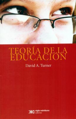 TEORÍA DE LA EDUCACIÓN: portada