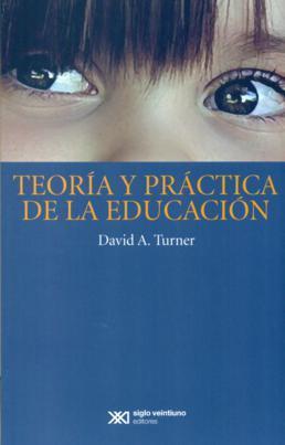 TEORÍA Y PRÁCTICA DE LA EDUCACIÓN: portada