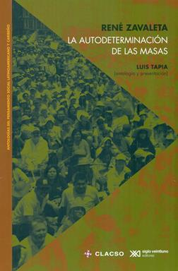 AUTODETERMINACIÓN DE LAS MASAS, LA: portada
